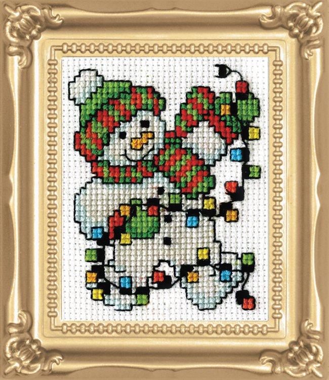 # 517 Snowman Lights