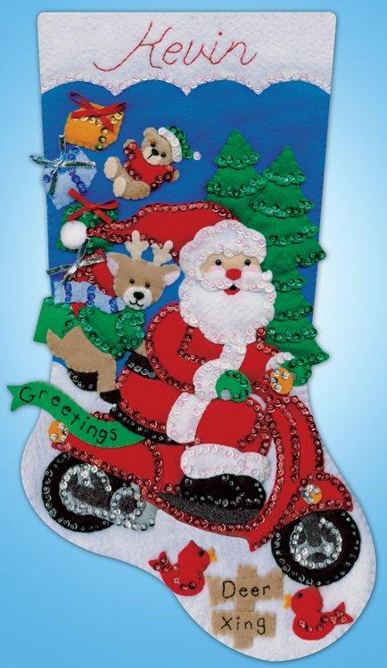 # 5239 Scooter Santa