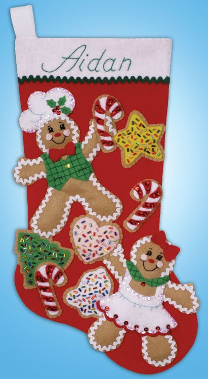 # 5240 Gingerbread Friends