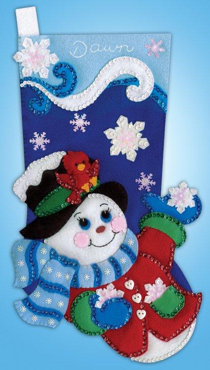 # 5246 Snowflake Snowman
