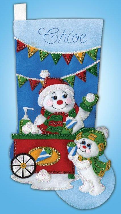 # 5262 Snowcone Snowman