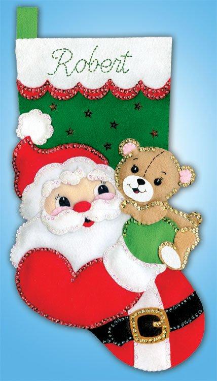 # 5264 Santa & Teddy