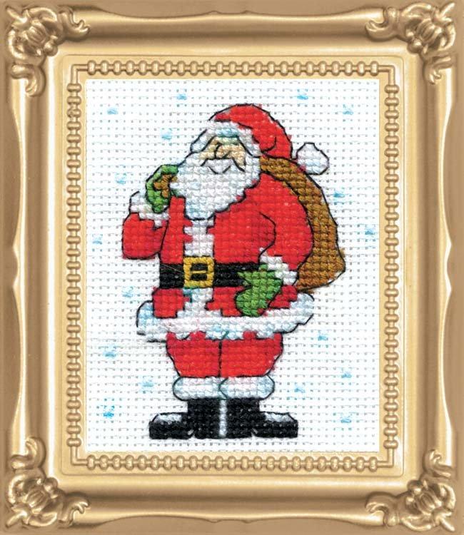 # 528 Standing Santa