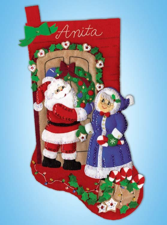 # 5292 Mr. & Mrs. Claus