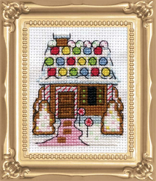 # 533 Gingerbread House