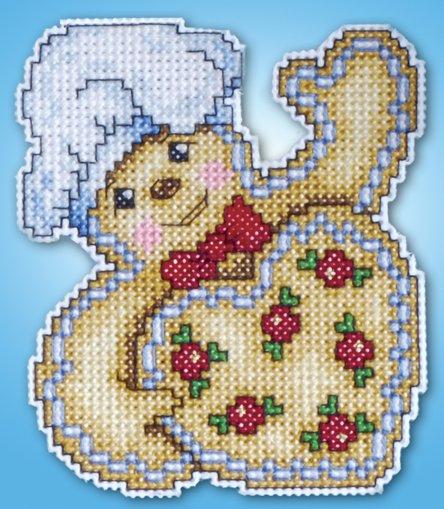 # 557 Gingerbread