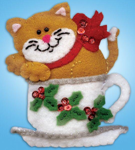 # 582 Teacup Cat