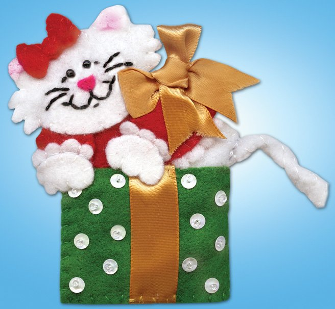 # 583  Cat with Bow