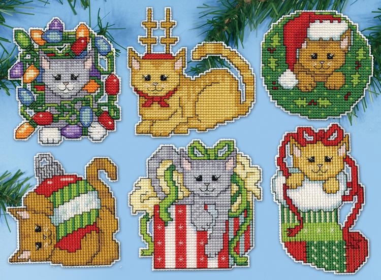 # 5917 Christmas Kittens