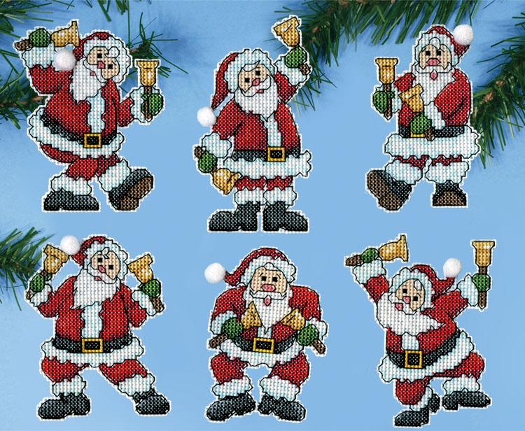 # 5918 Santa with Bells