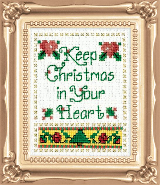 # 592 Christmas In Your Heart