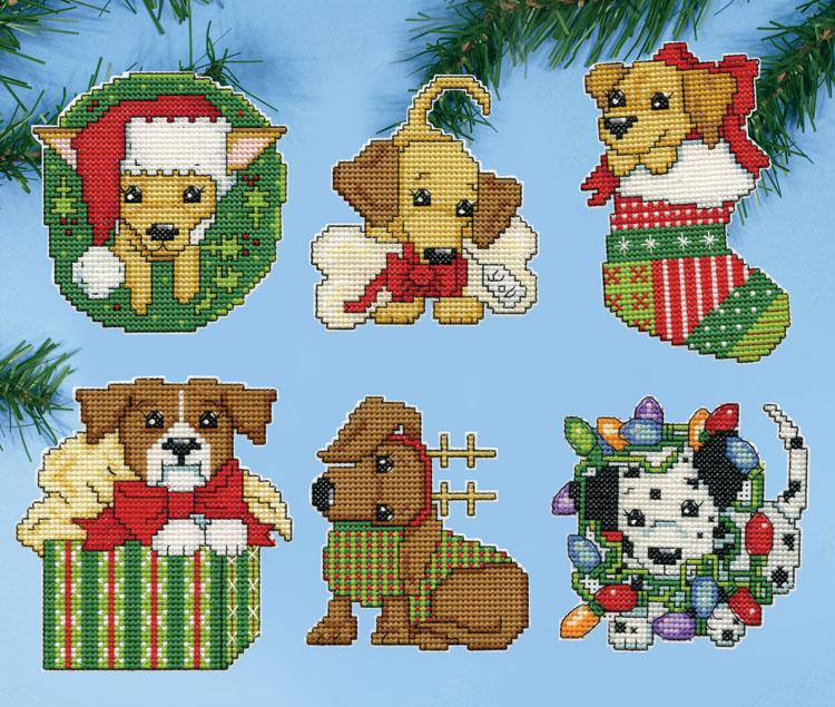 # 5920 Christmas Pups