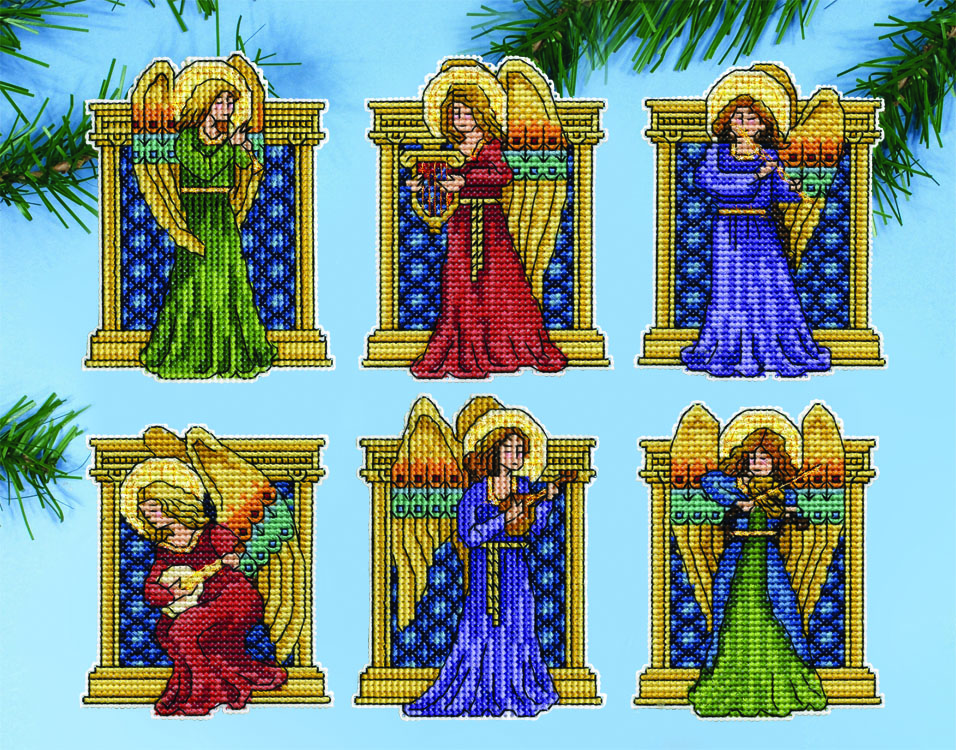 # 5921 Medieval Angels