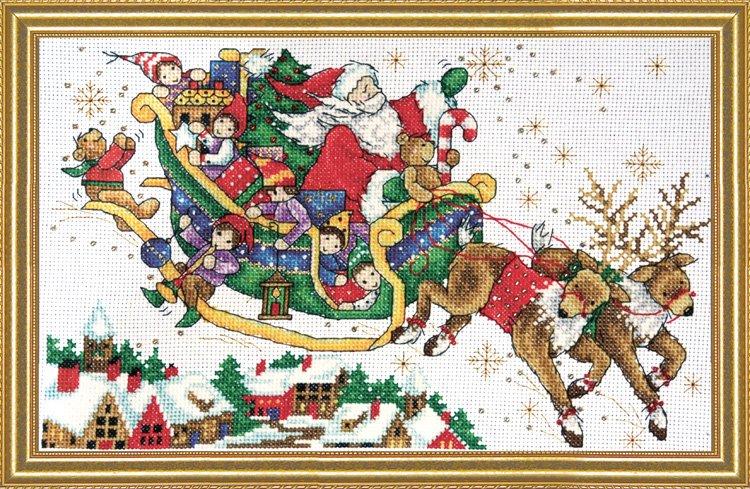 # 5991 Santa's Sleigh