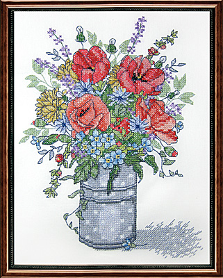 # 7011 Poppies