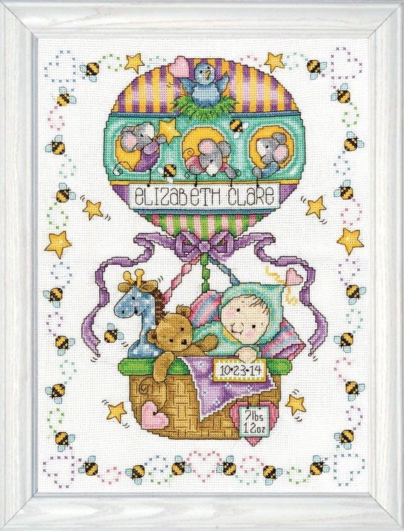 # T21769 Balloon Ride Sampler