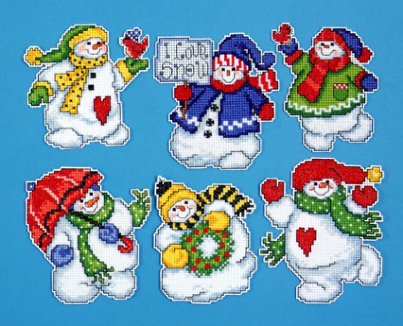 # 1661 I Love Snow