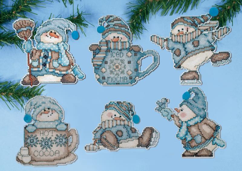 # 1689 Cocoa Snowmen