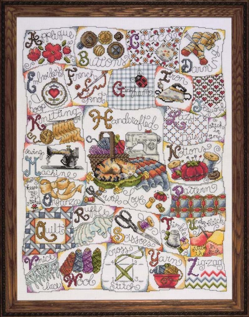 # 2731 Stitching ABC