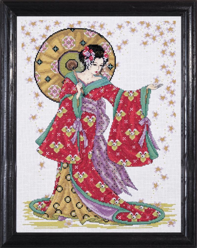 # 2740 Red Geisha