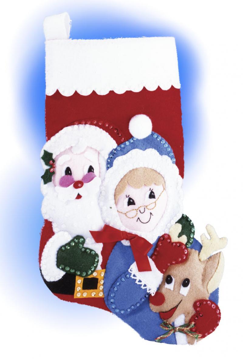 # 5045 Santa's Family