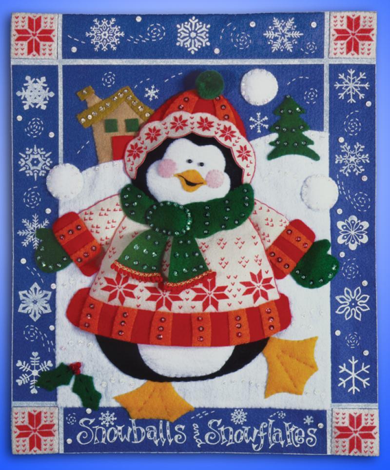 # 5111 Snowball Penguin