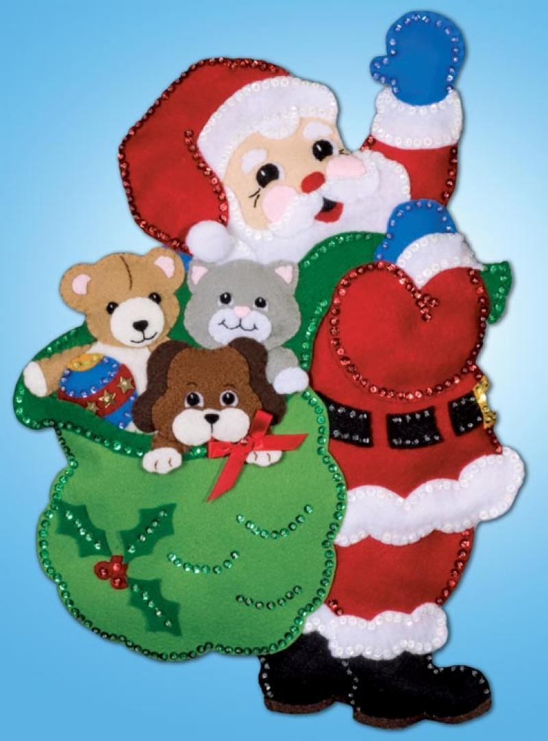 # 5184 Santa & Friends