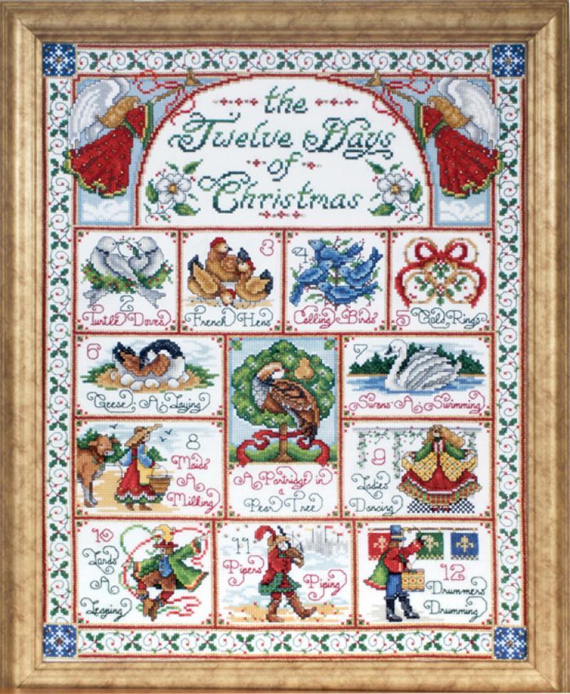 # 5435 Twelve Days of Christmas