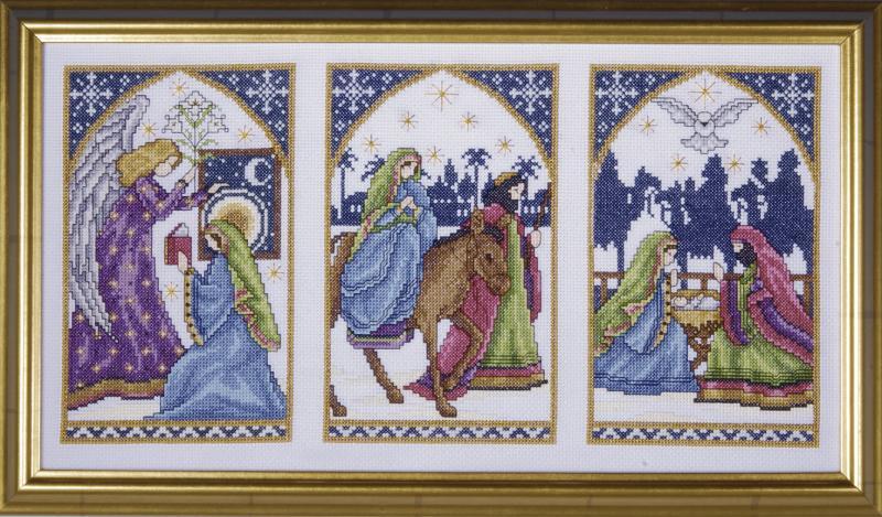 # 5436 Nativity Windows