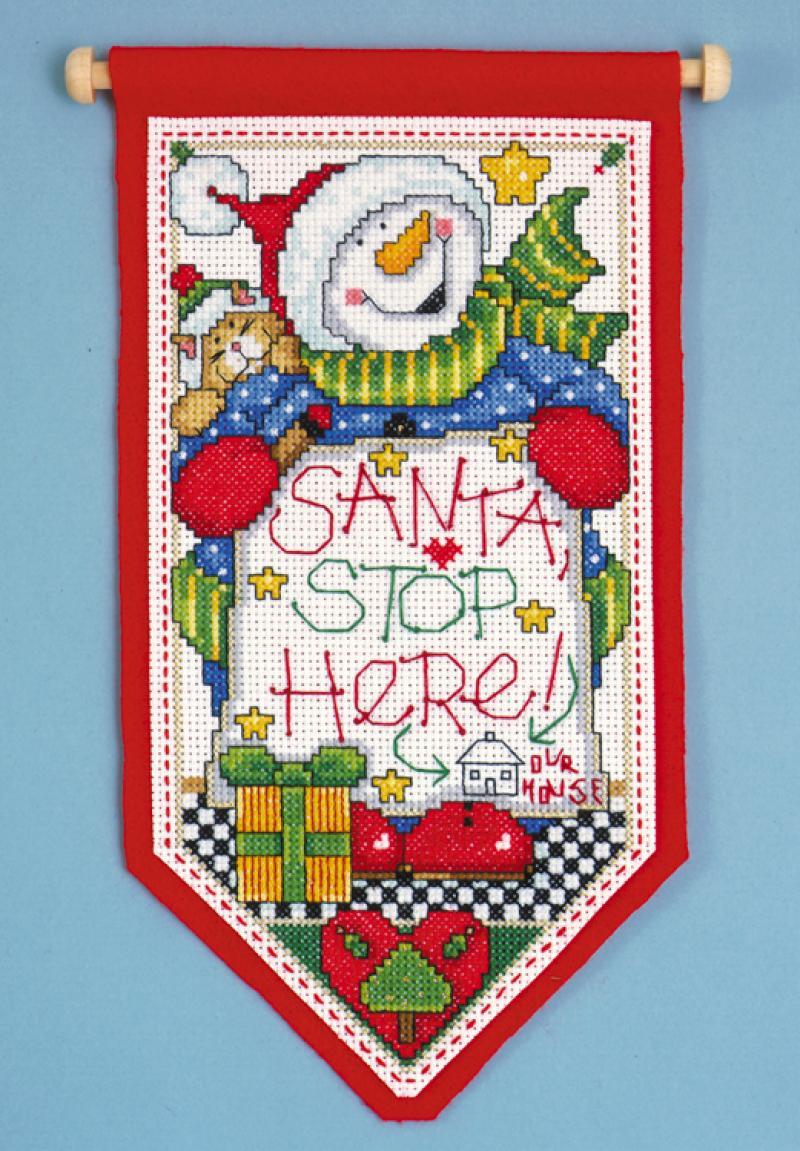 # 5488 Santa Stop Here