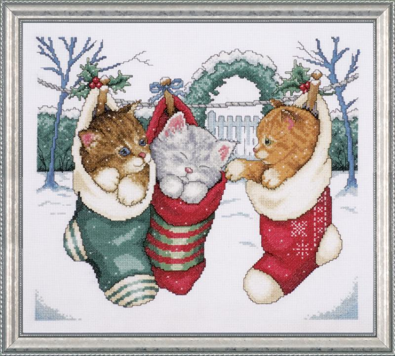 # 5979 Cozy Kittens