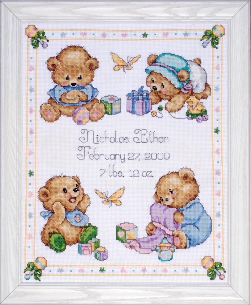 # T21711 Baby Bears Sampler