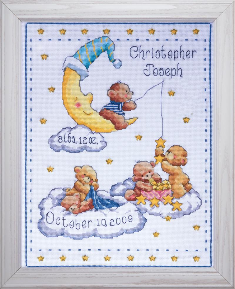 # T21727 Heavenly Bears
