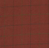 KT Classic Plaids - Reds, Purples & Gold - Sold By Half Yard