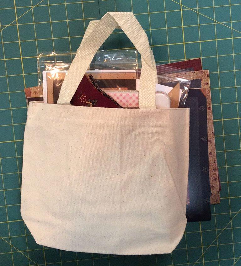 December Sampler Bag