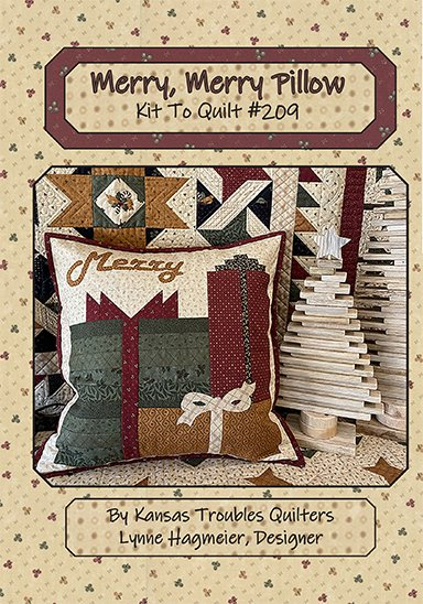 Merry, Merry Pillow PDF
