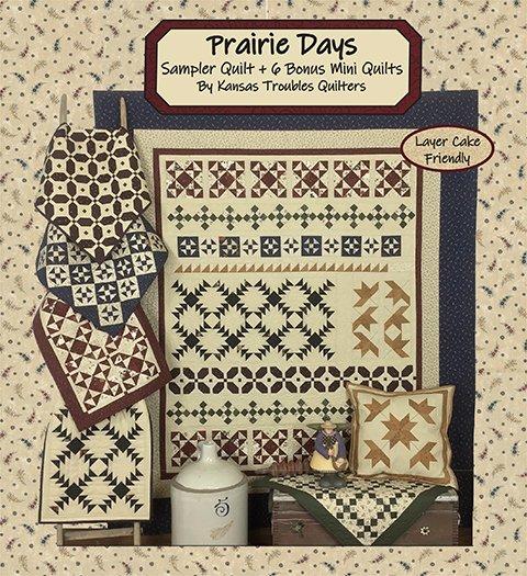 Prairie Days Sampler