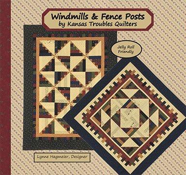 Windmills & Fence Posts