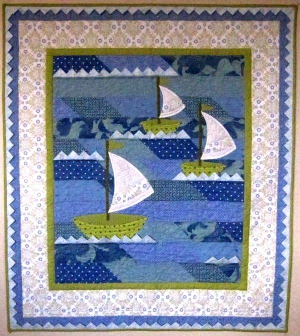 Ahoy! Pattern Digital Download