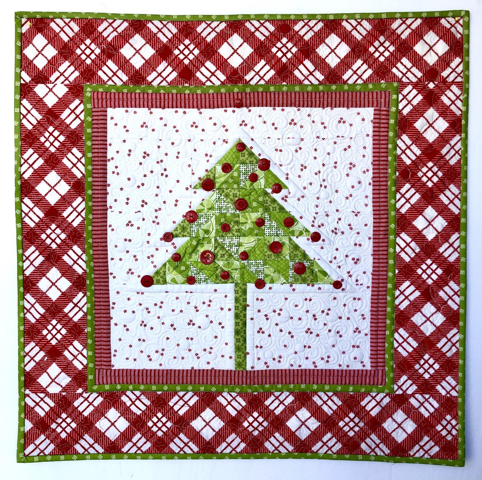 Advent Tree Wallhanging Kit