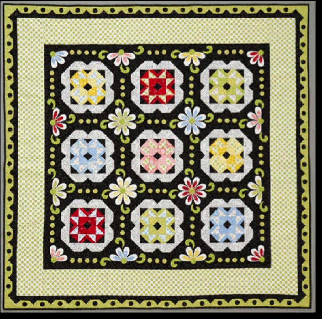 Dotted Swiss Pattern