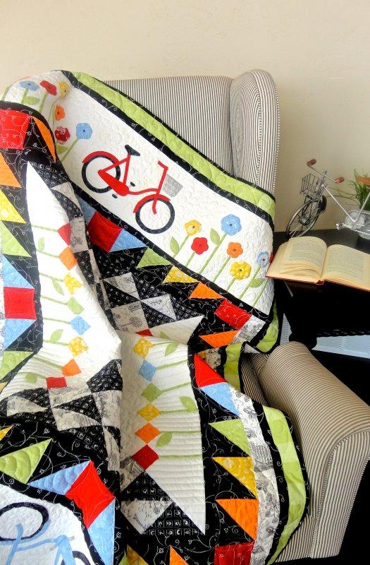 Weekender Quilt Kit