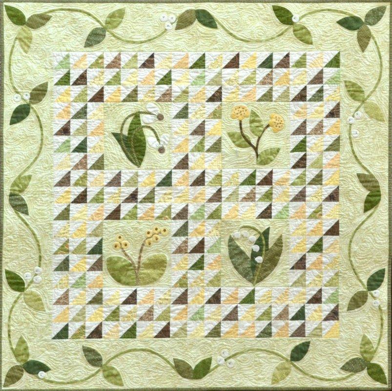 Woodland Walk Pattern