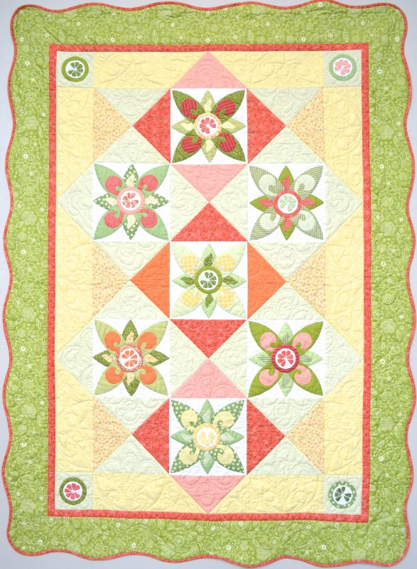 Citrus Salad Pattern