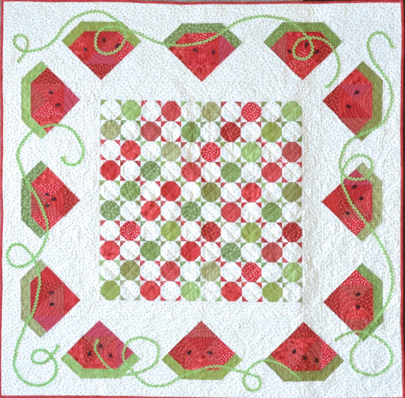 Summer Slices Pattern