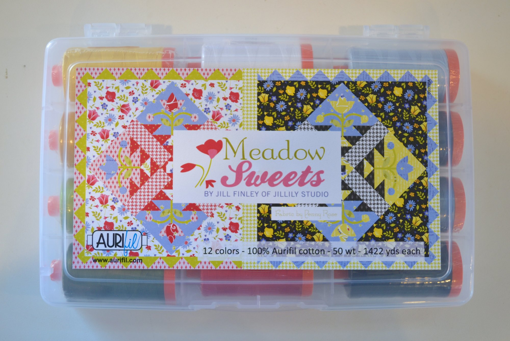 Meadow Sweets - Large Thread Collection