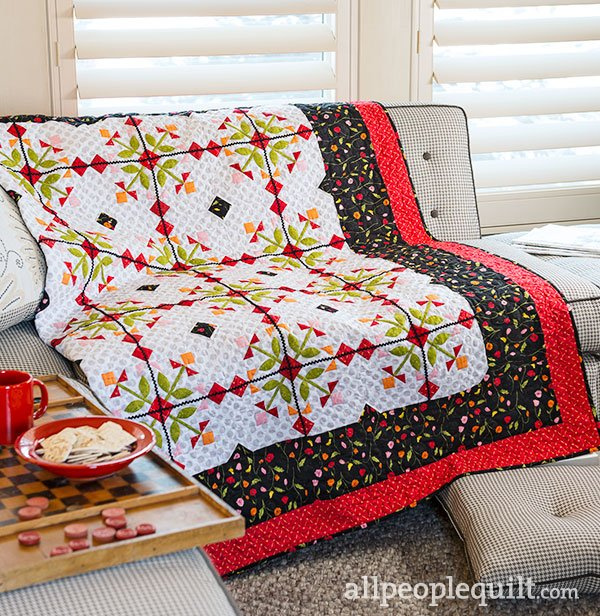 American Patchwork and Quilting - August 2014