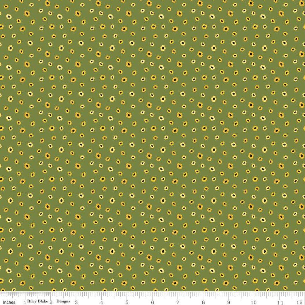 Petals & Pedals Mini Green