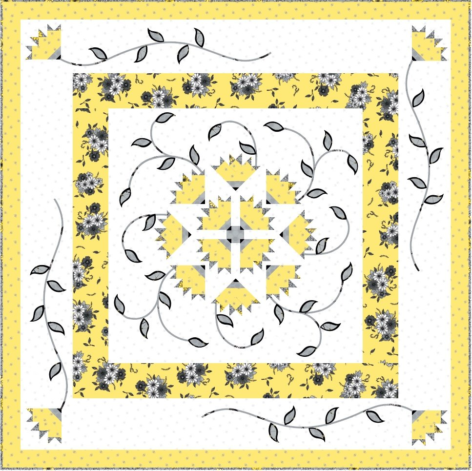 NEW! Daybreak Quilt Kit