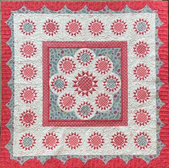 Gather Round Quilt Pattern